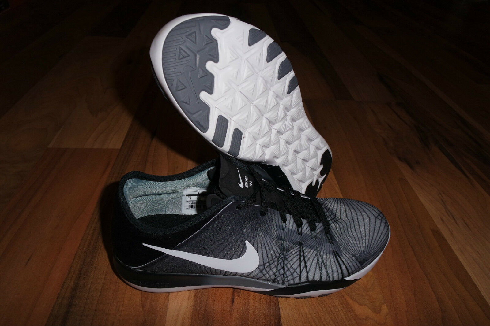 Nike 833424 femmes Free TR 6 Running Trainers Training Chaussures 833424 Nike 001 SZ 7 NEW 04d4ff