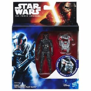 "Hasbro Disney Star Wars The Force Awakens 3.75/"" Armour Action Figure Toy 6 Types"