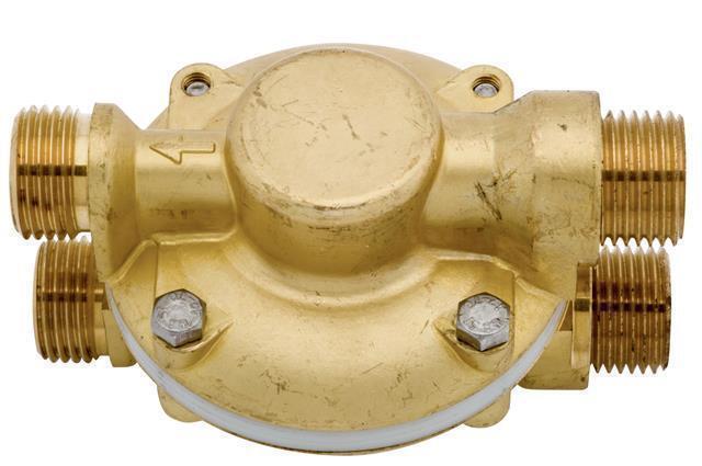 Deva pev002 pression vanne l'égalisation pour eau chaude & froide