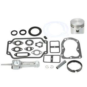 ENGINE REBUILD KIT w//Gasket Piston Rings Seals Fit 8HP KOHLER K181 /& M8 Standard