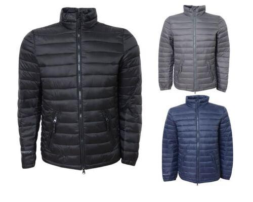Newmens Jacket Crosshatch shepperton bolla Trapuntato Imbottito Piumino Bomber coats-xxl