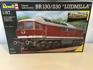 Gauge-H0-Revell-02169-Model-Construction-Set-Ludmilla-New-Boxed
