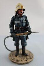 Del Prado Zinnfigur, Fireman, firedress, Sarajevo, Bosnia, 2003