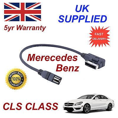 Estilo De Moda Mercedes Benz Cls Class Mp3 Memory Stick Usb Cable Media Interface Clasificar Primero Entre Productos Similares