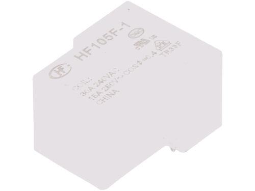 2 pcs HF105F1//012DT-1HST  HONGFA  Relais  Relay  SPST-NO 12VDC 40A 155R   #BP