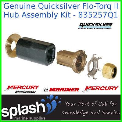 Quicksilver Flo-Torq II Hub Assembly Kit Mercury 835257K1-835257Q1