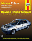 Nissan Pulsar Australian Automotive Repair Manual: 1991 to 1995 by A. K. Legg, Spencer Drayton (Paperback, 2000)