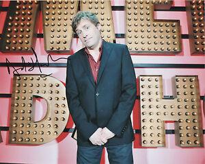 Ardal O'Hanlon FIRMATO 10x8 Foto FATHER TED Comico COA