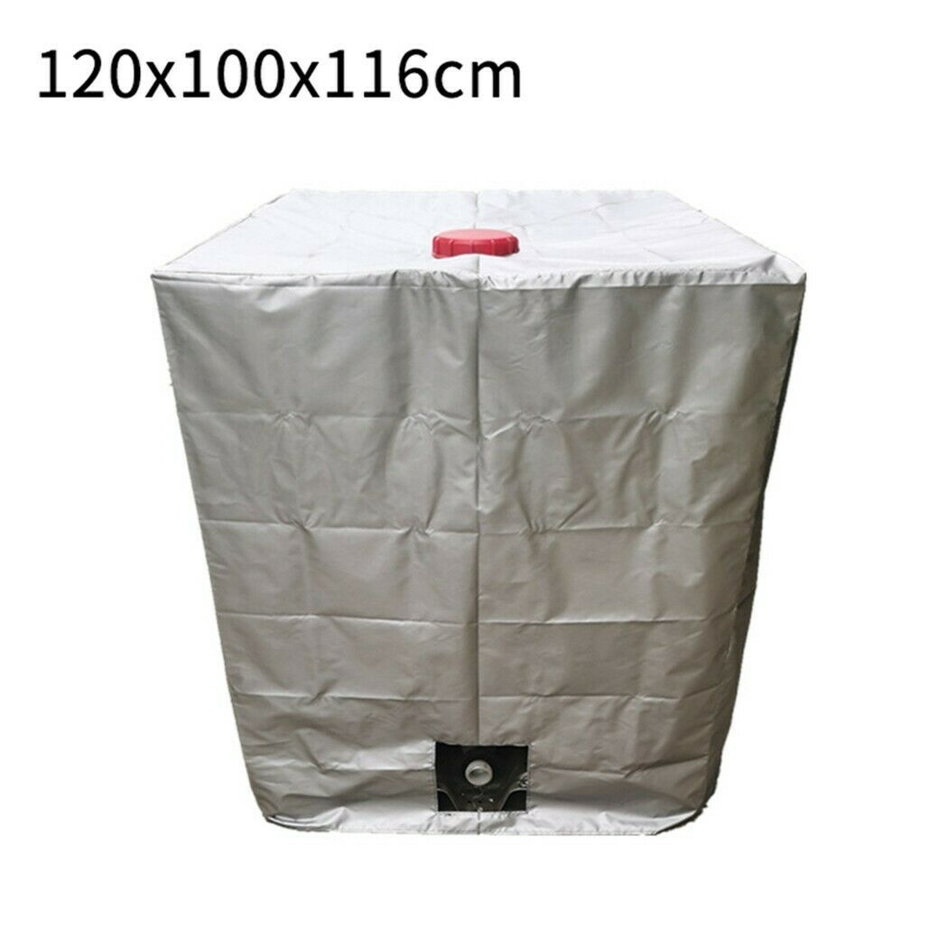 120x100x116cm Rain Water Tank Cover/Sun Protective Hood For 1000 IBC Tank