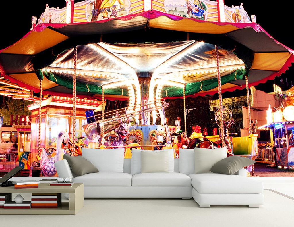 3D Traumspielplatz 83 Tapete Wandgemälde Tapete Tapeten Bild Familie DE | Erlesene Materialien  | Vielfalt  | Großhandel