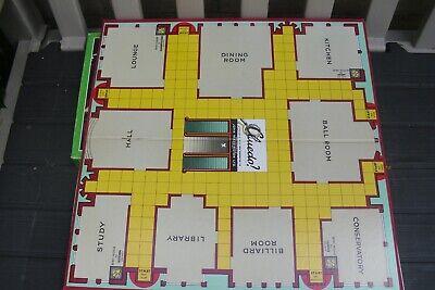 Bel Set Cludeo Spares, Board-mostra Il Titolo Originale
