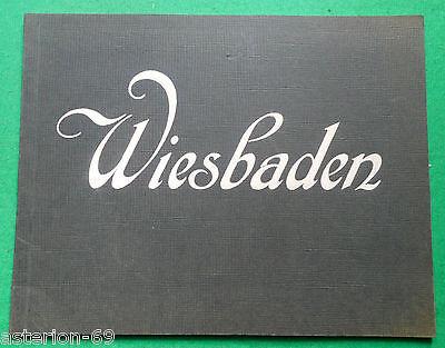 Razonable Wiesbaden Allemagne 30 Photos Ca 1910 Gerhard Blumlein Jade Blanco