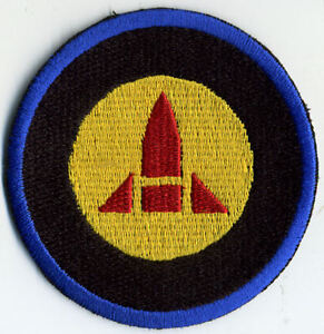 GI-Joe-Action-Force-3-034-Iron-on-Patch-F-Force-Special-Weapons