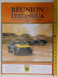 Shelby-Reunion-at-Terlingua-2008-Poster-by-Bill-Neale-Free-Shipping