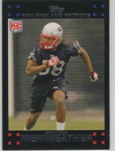 2007-Topps-Football-New-England-Patriots-Team-Set