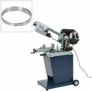 vidaXL Metal Band Saw with Solid Base 230V Sawing Machine Cutting Machine
