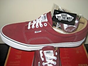 11e40be2b3 Vans Mens Geoff Rowley Solos Port Royale White Canvas Suede Skate ...