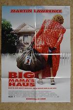 (P142) KINOPLAKAT Big Mamas Haus (2000) Martin Lawrence, Nia Long, Paul Giamatti
