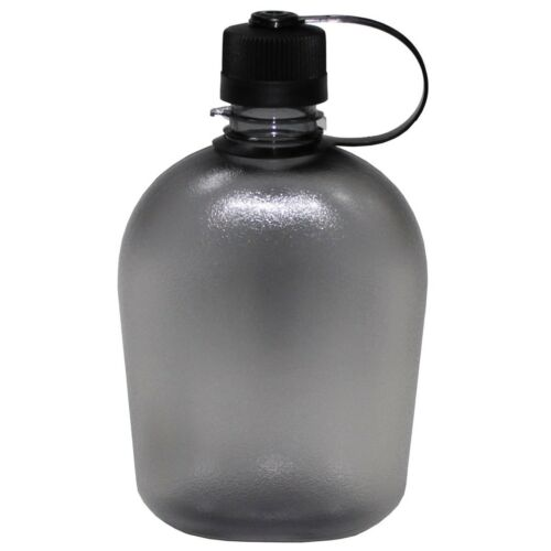Borraccia GEN II 1 l senza BPA MF 33209A nero // trasparente Stati Uniti