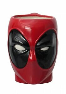 Deadpool-Sculpted-Mug