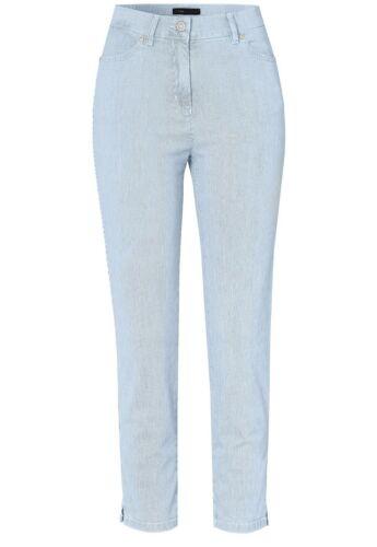 Toni fashion Be Loved alla moda donna JEANS 7//8 in blu bianco a strisce
