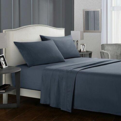 Egyptian Comfort 1800 Count 4 Piece Deep Pocket Bed Sheet Set Hypoallergenic G1