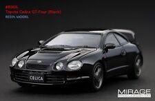 SALE!! HPI #8305 Toyota Celica GT-Four Black 1/43 RESIN Model
