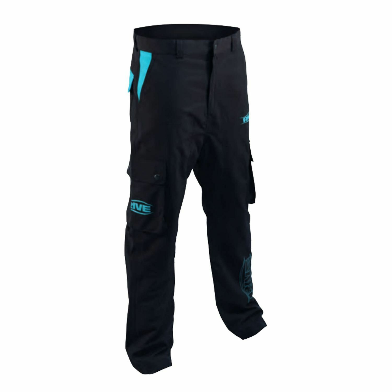 Rive Panatalon Angelhose M-XXL Sporthose Wind- Wasserdicht Nylon Polyester