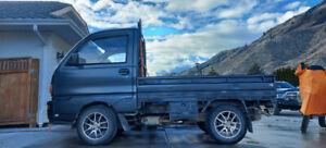 1995 Mitsubishi Mini Truck U42T  4x4
