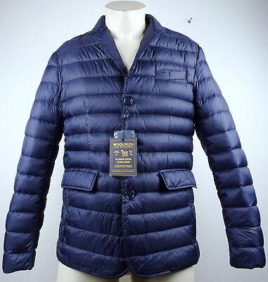 WOOLRICH SUNDANCE BLAZER Herren Daunenjacke Jacke Jacket Gr.L NEU mit ETIKETT | eBay