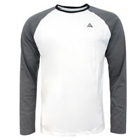Nike ACG Base Layer Long Sleeved Tee T-Shirt Top Cotton Mens 320059 101 P