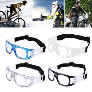72b201fd186 Image is loading Sport-Eyewear-Protective-Goggles-Glasses-Safe-Basketball -Soccer-
