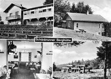 Interessante AK Schönbrunner Berghütte - 00180