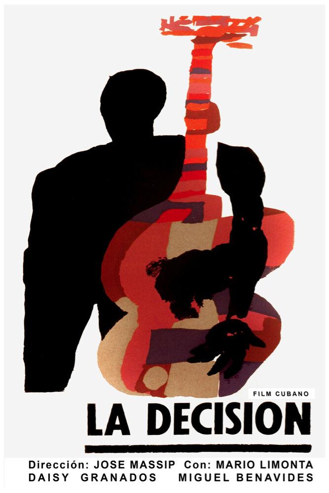 2236.La decision movie POSTER.Jazz musician interior design Decorative Art.