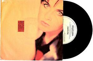 LINDY-LAYTON-SILLY-GAMES-7-45-VINYL-RECORD-PIC-SLV-1990