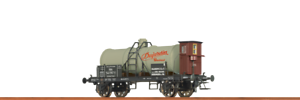 Brawa HO 47847 Kesselwagen K2  Dujardin  der DRG Ep.II NEU OVP
