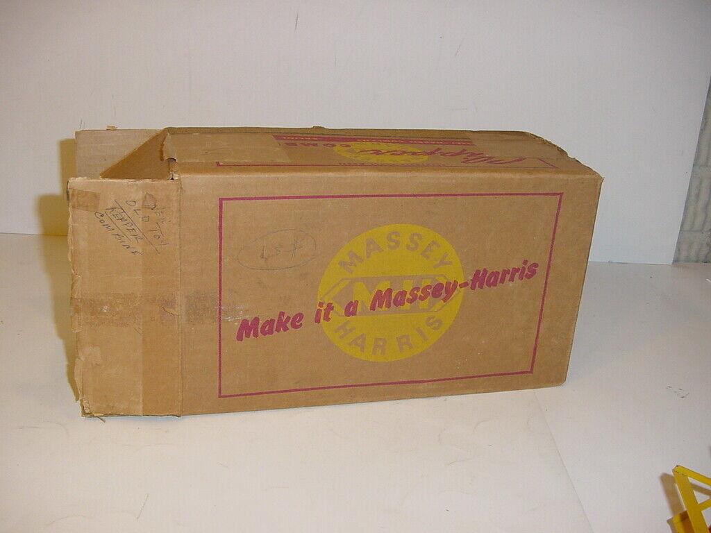 1 20 Vintage Massey Harris Clipper Combine (1951) by Reuhl W Box