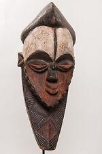 Ibibio Yam Festival Mask, Nigeria, African Tribal Arts, African Mask