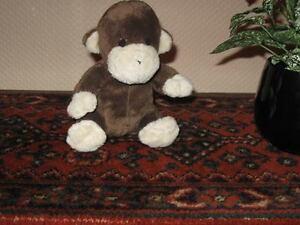 Soft Baby Safe Monkey Menzis & Natalis Holland
