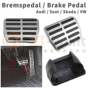 Bremspedal-Edelstahl-Sport-VW-Golf-5-6-GTI-R20-R32-Plus-DSG-Scirocco-Brems-Pedal