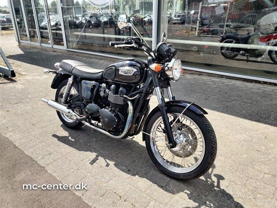 Triumph, Bonneville 800, ccm 33000