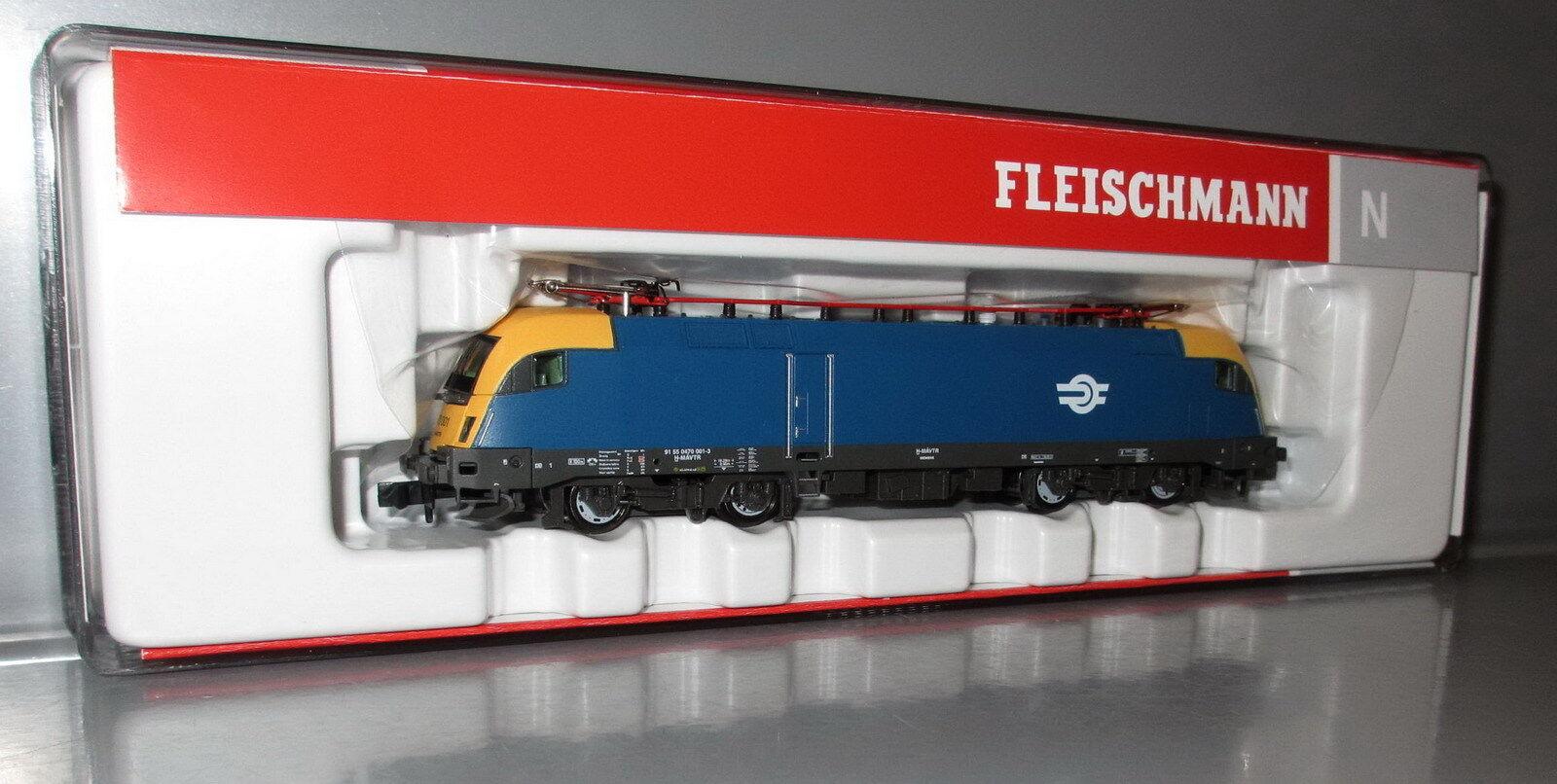 Fleischmann n 731124 e-Lok serie 470, MAV época vi _ nuevo