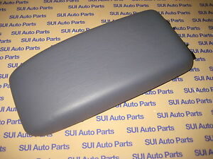Toyota 4Runner Tacoma Center Console Lid Blue-Gray  Genuine OEM Factory NEW