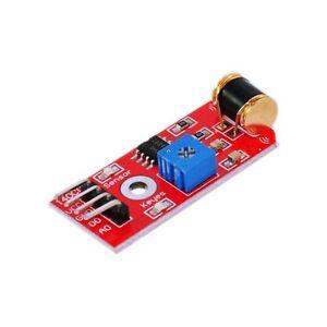 1pcs 801s Vibration Sensor Module Vibration Analog Output