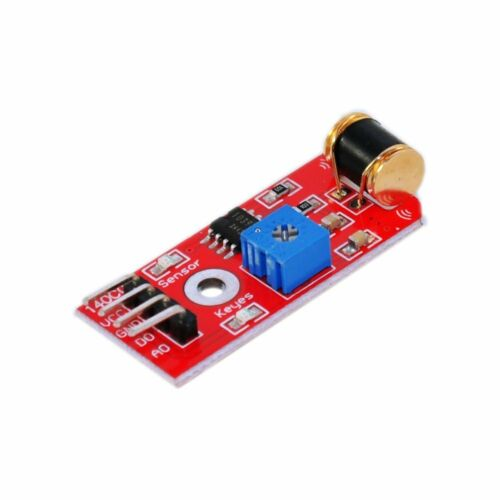 5pcs 801S Vibration Sensor Module vibration Analog Output Sensitivity s3