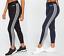 ADIDAS-WOMENS-STRIPE-LEGGINGS-LEGGINS-JOGGERS-JOGGING-BOTTOMS-RUNNING-PANTS-GYM miniatuur 1