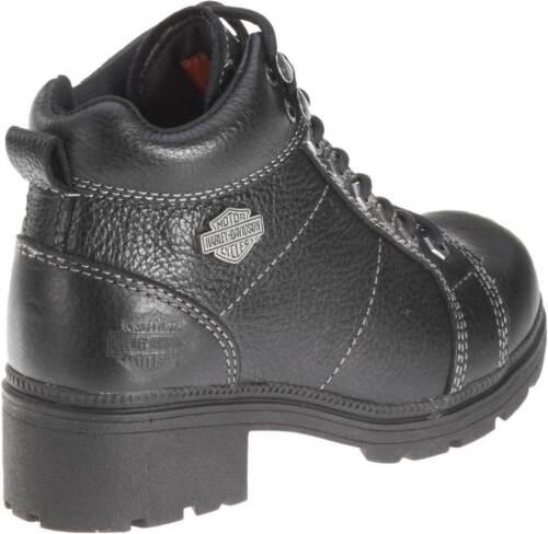 Harley-Davidson Women/'s Tyler 4-Inch Lace Chukka Boots Black D84280