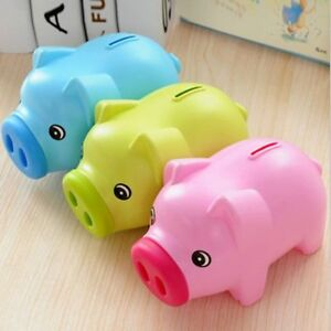 Cash Coin Money Box Toy Kids Gifts