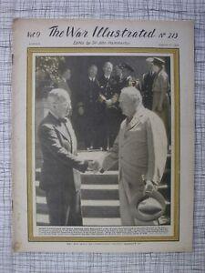 The-War-Illustrated-213-Kamikaze-Tarakan-Churchill-Reichstag-Berlin-Petain