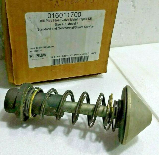 Drill Pipe Float Valve Metal Repair Kit Size 4R Model F - Baker SPD  016011770